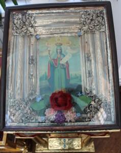 Храмовая икона св. вмч. Параскевы-Пятницы