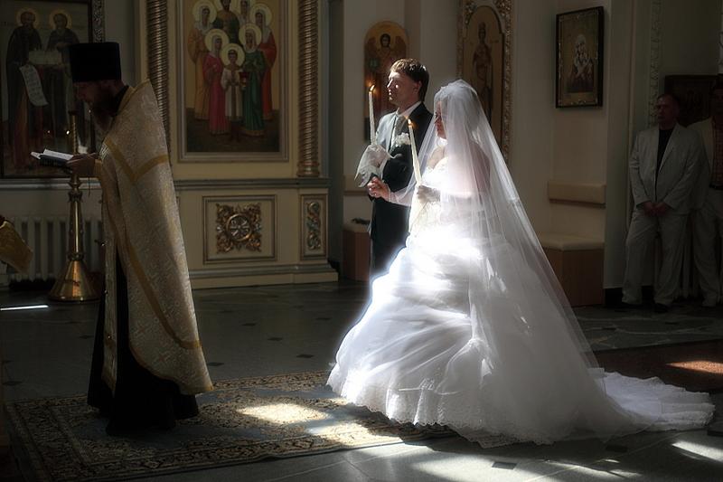 Венчание все что с этим связано